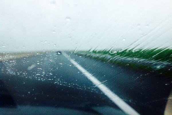 C'est beau aussi la pluie !