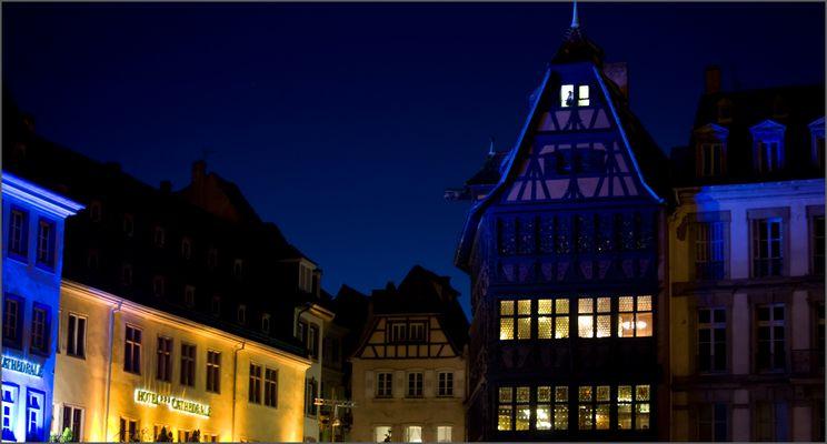 C'est beau une ville la nuit...