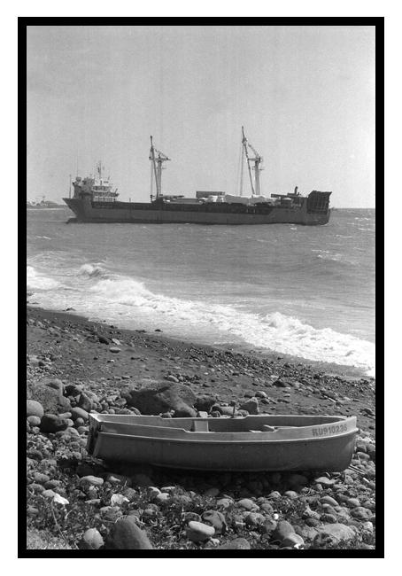 C'est l'histoire d'une petite barque qui revait d'être un grand bateau...