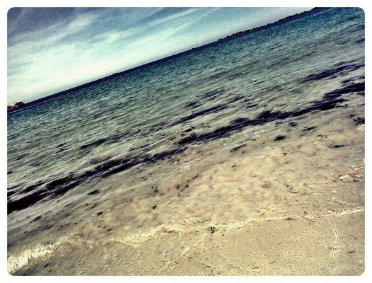 C'est se Qu'on apelle La mer calme