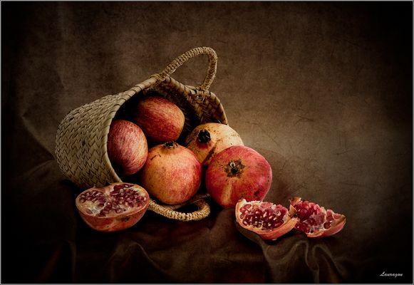 Cestito de fruta