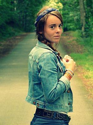 Cette fille est vraiment parfaite !