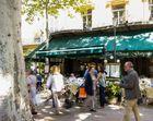Cezannes Stammlokal