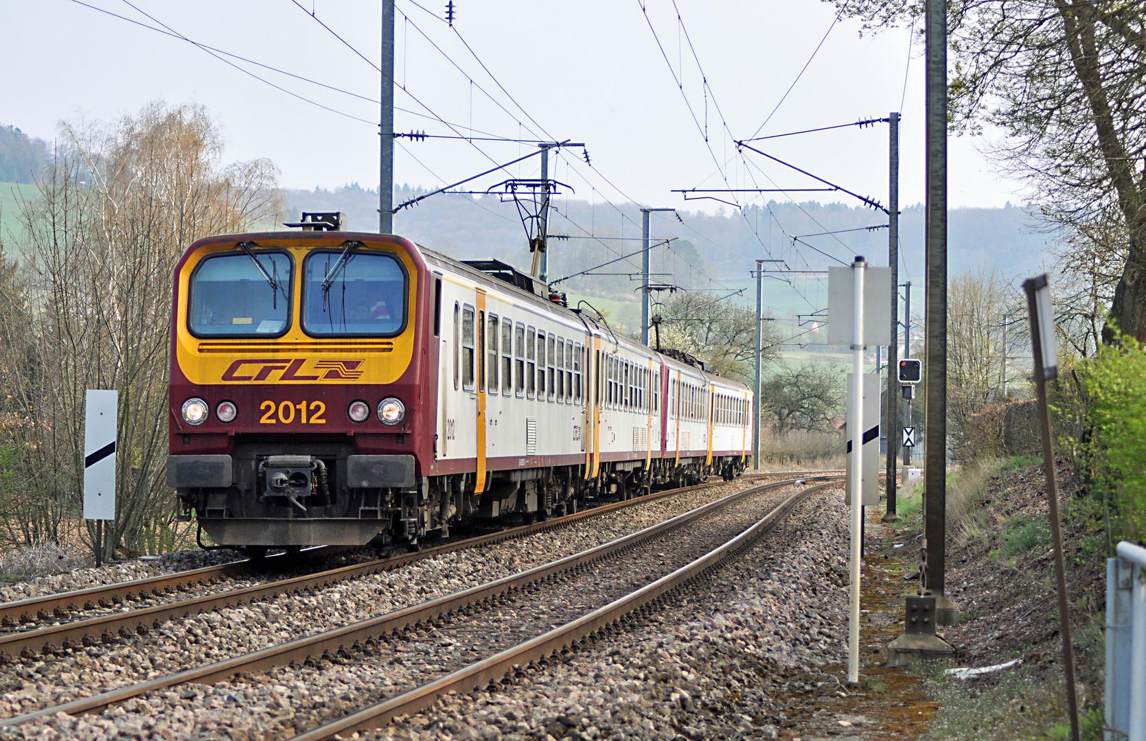 CFL 2012+2009 in Pettingen Mersch