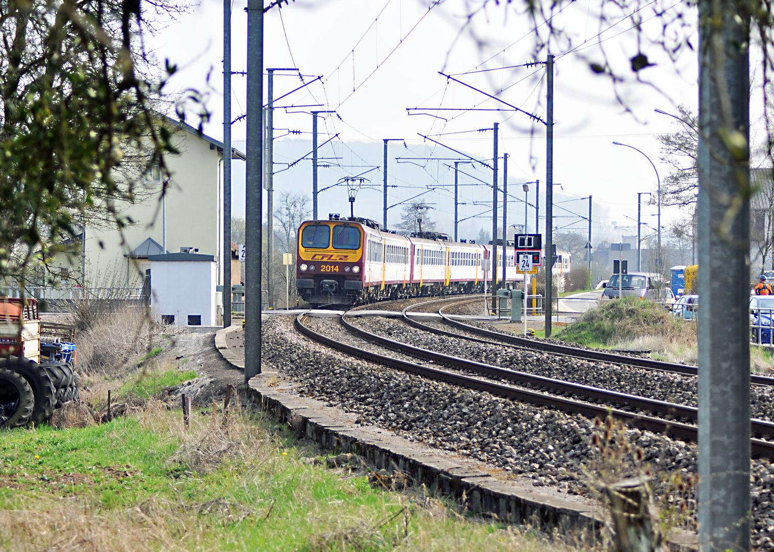 CFL 2014 in Pettingen/Mersch Part I