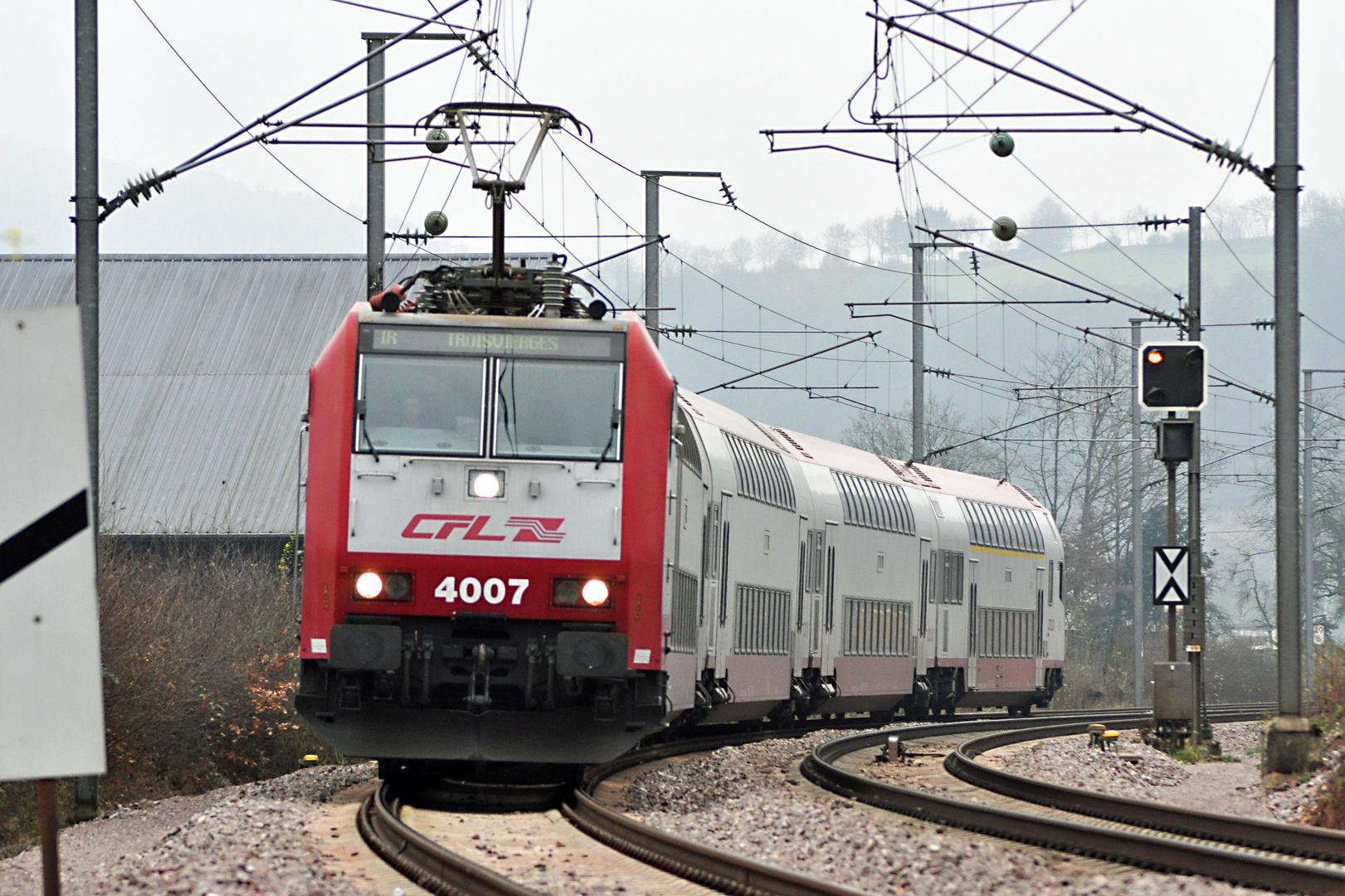 CFL 4007 mit IR