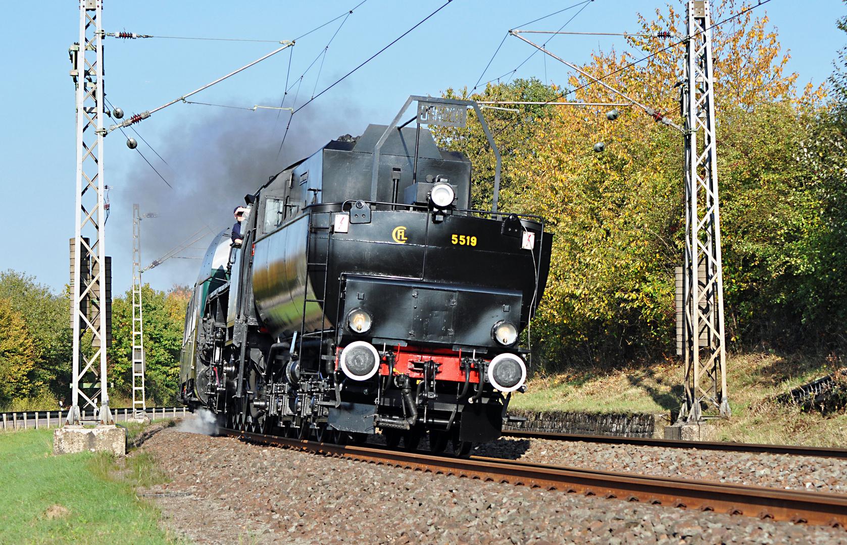 CFL 5519 bei Schoden