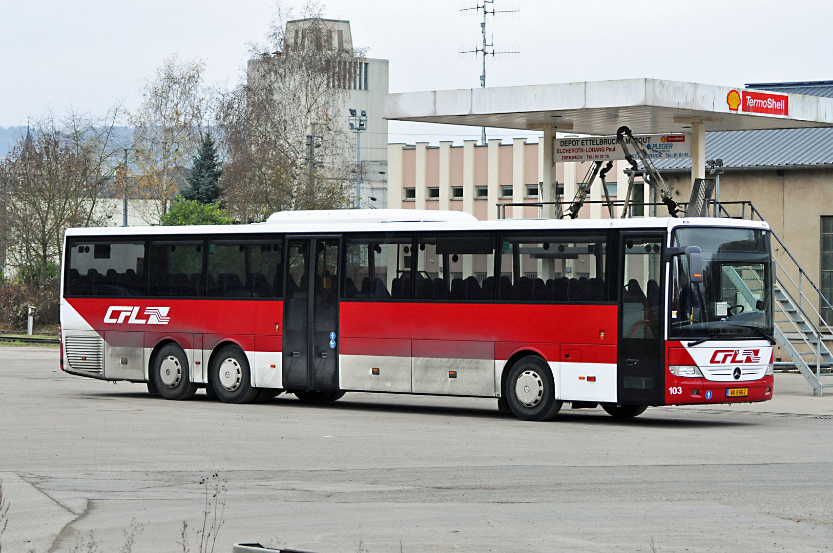 CFL-Bus Mercedes-Benz Integro