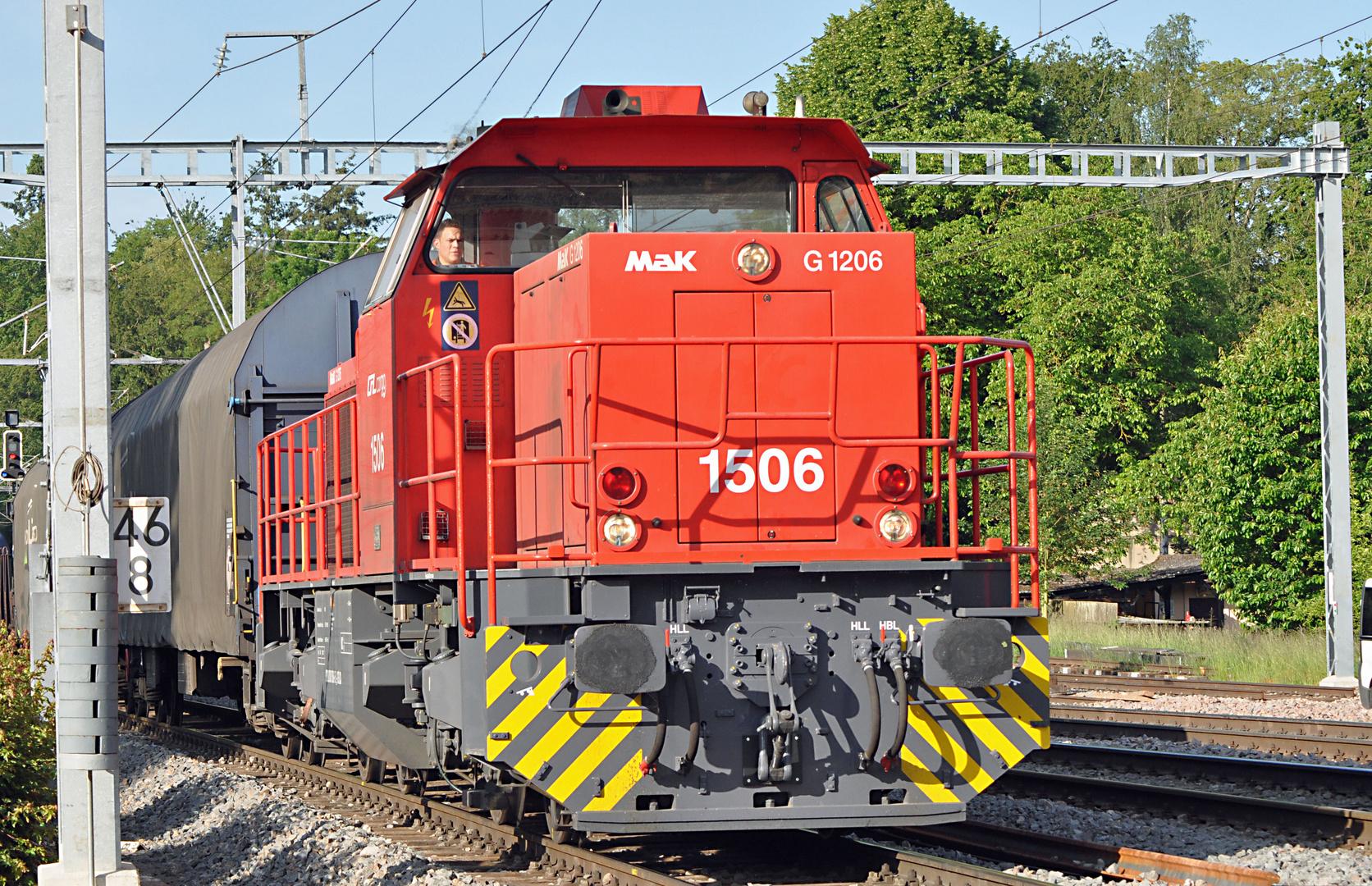 CFL Cargo 1506 Part III