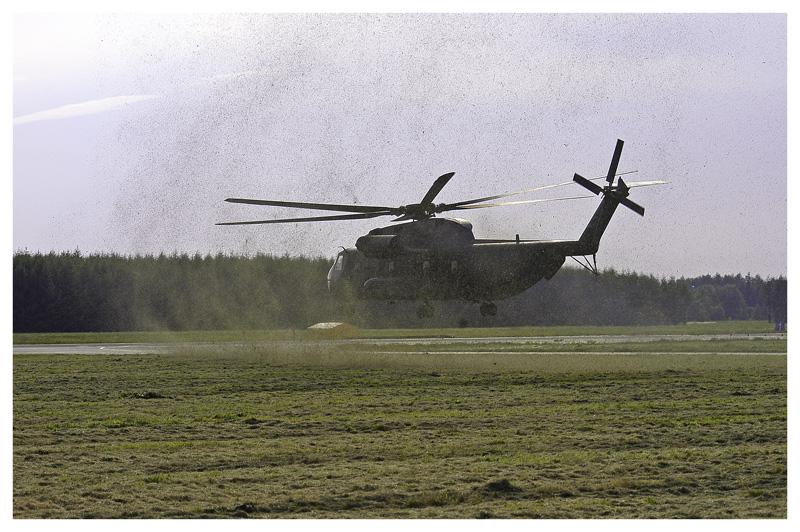 CH 53 beim start