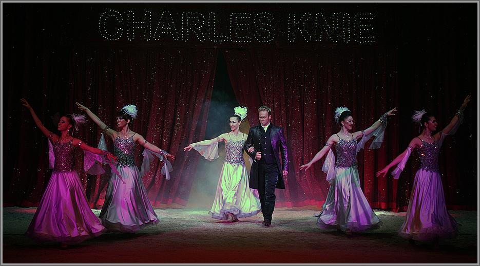 Ch. Knie Ballett