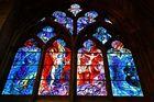CHAGALL 1960 - Fenster in St. Etienne/Metz