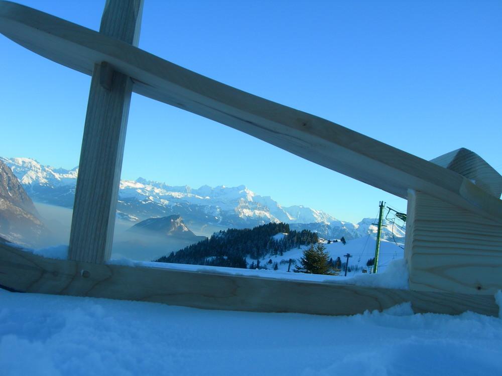 Chaine du Mont-Blanc