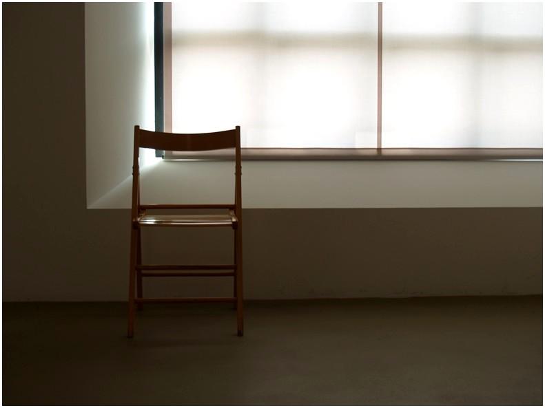 Chaise du gardien de musée 2