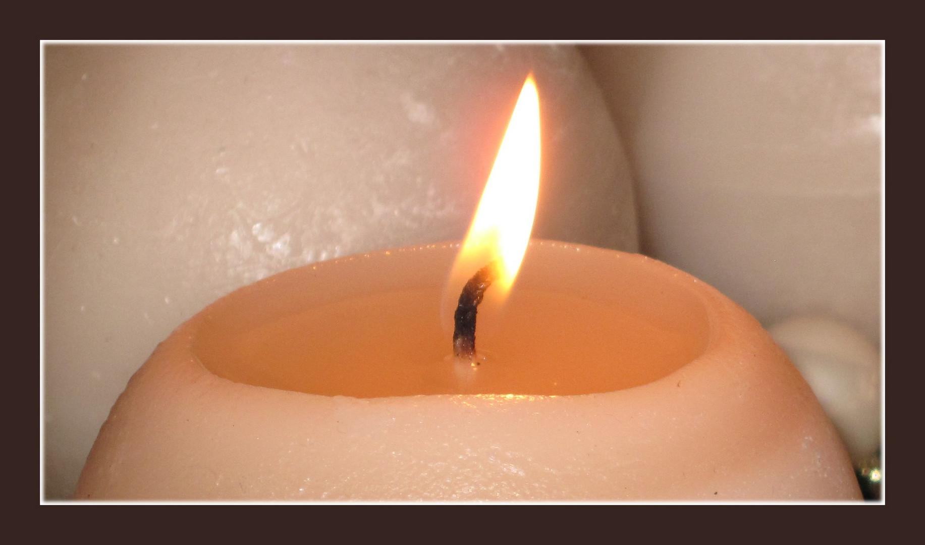 Chaleur de la flamme