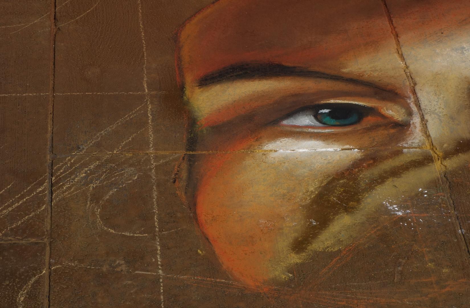 chalk eye