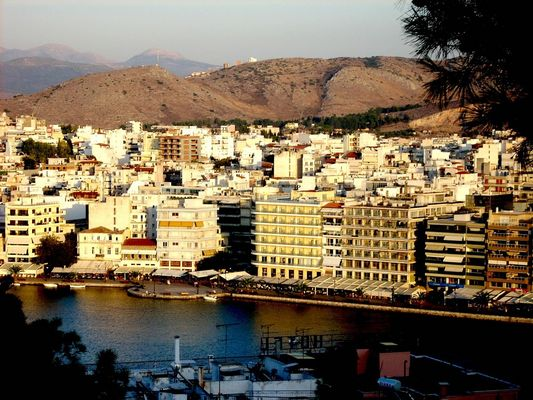 Chalkida - The City and the waterfront