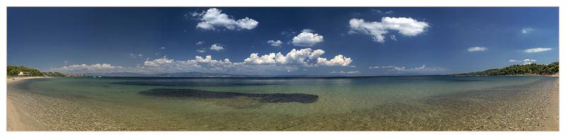 Chalkidiki Beach (Greece)