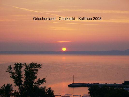 Chalkidiki-Griechenland