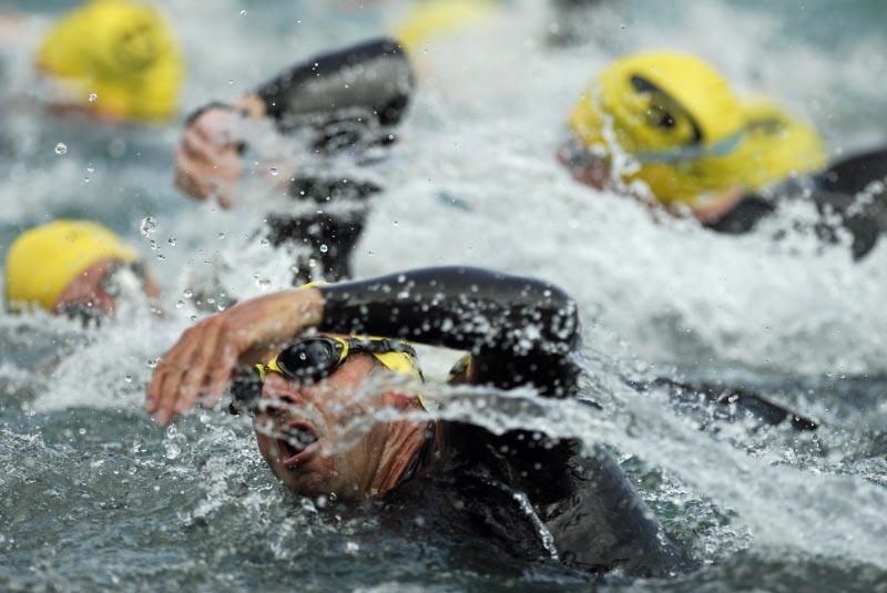 """Challenge Kraichgau """"schwimmen extrem"""""""