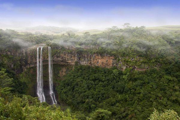 ~ Chamarel Falls ~