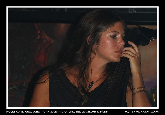 Chamber - Natalie Eis
