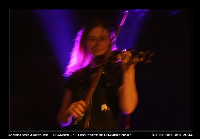Chamber - Tina Kögel