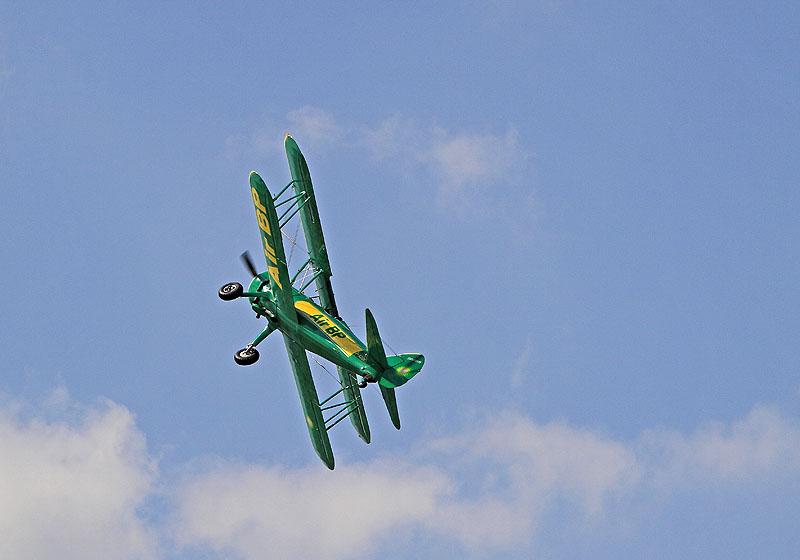 Chambley Airshow