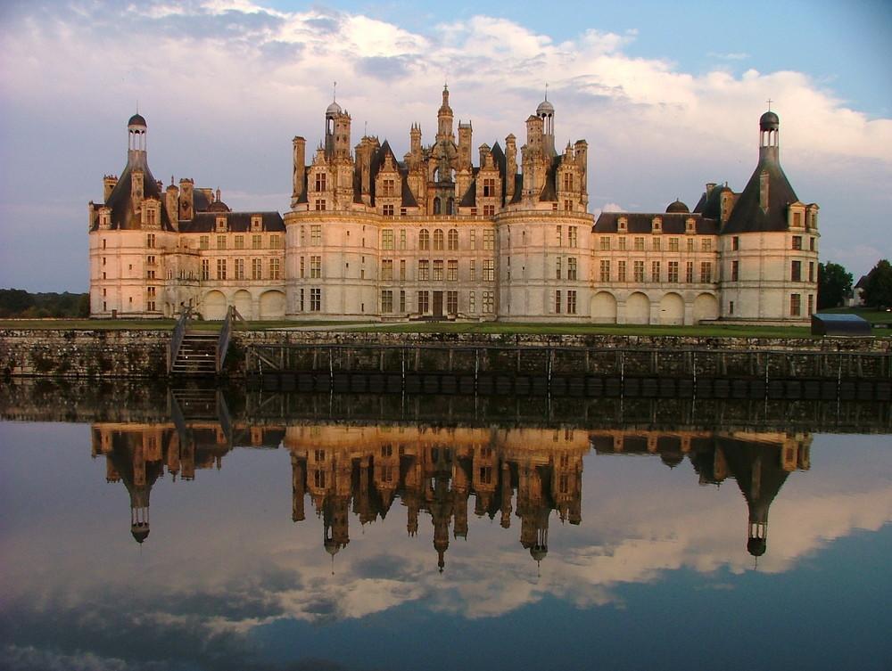 Chambord franz sische romantik foto bild architektur for Architektur romantik