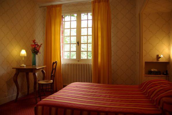 Chambre d'hotel..