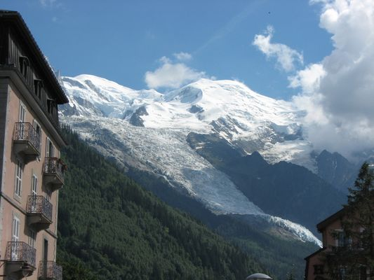 Chamonix Mont Blanc II