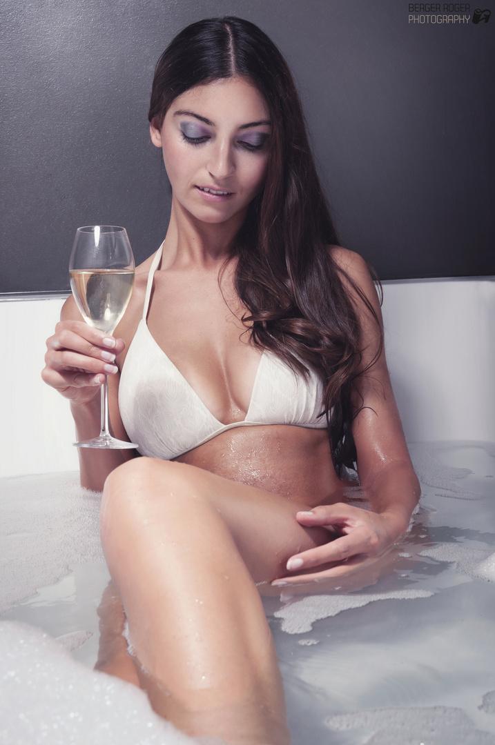 Champagne & Beauty