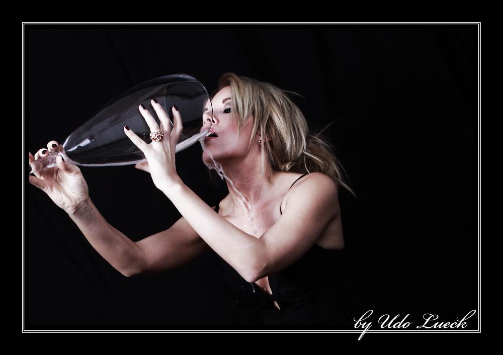 Champagner Durst