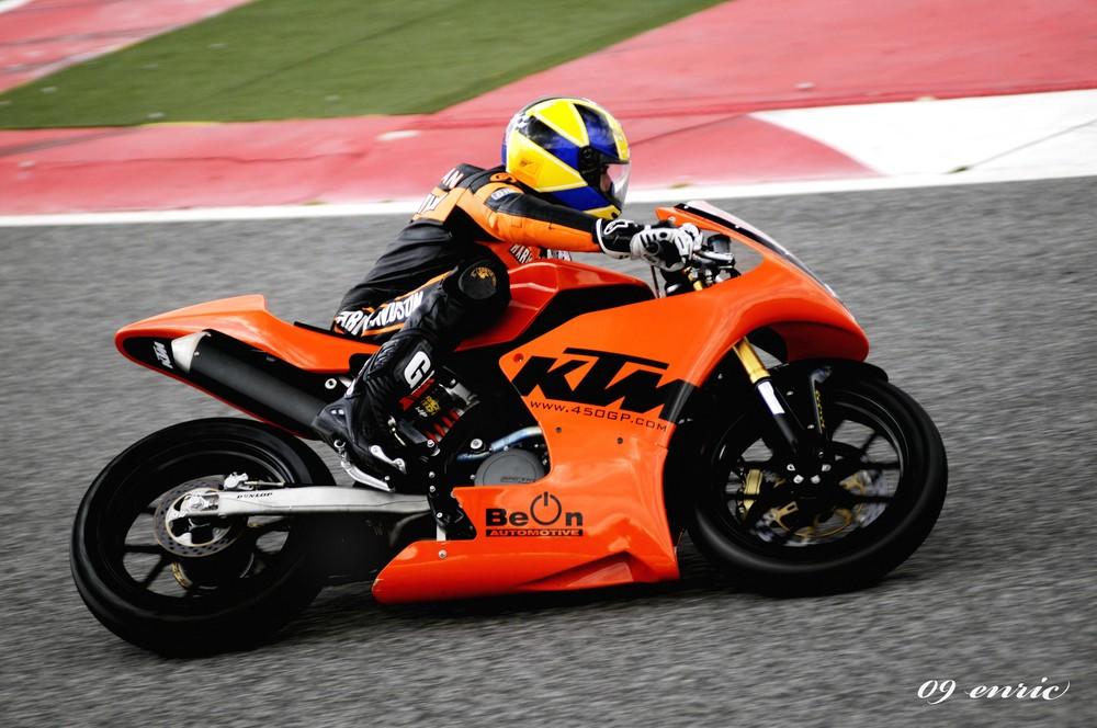 Championat de Catalogne Moto, Mars 2009 nº1