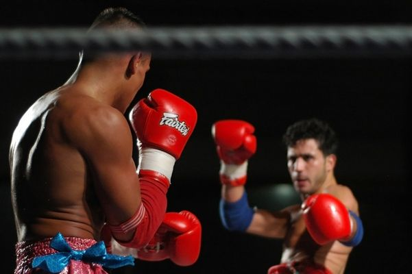 Championat d'europe de Boxe Thai
