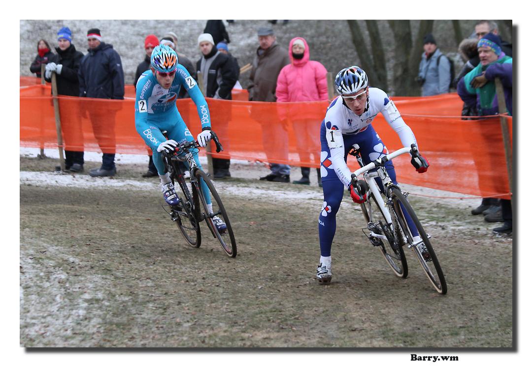 Championnat de France de Cyclo-cross Lièvin 2