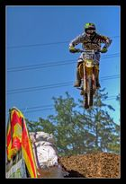 Championnat Suisse de Motocross à Broc