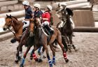 Championnats de France de Horse Ball / Théo - Paul