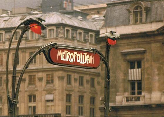 Champs d'Elysée..Paris 1984
