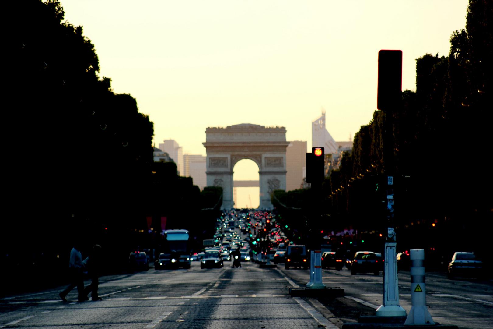 Champs Elysée