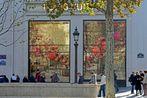 Champs Elysées im Herbst