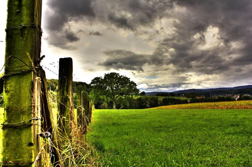 champs et chaumes