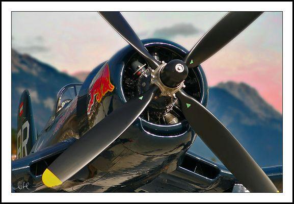 """Chance Vought F4U-4 Corsair"""
