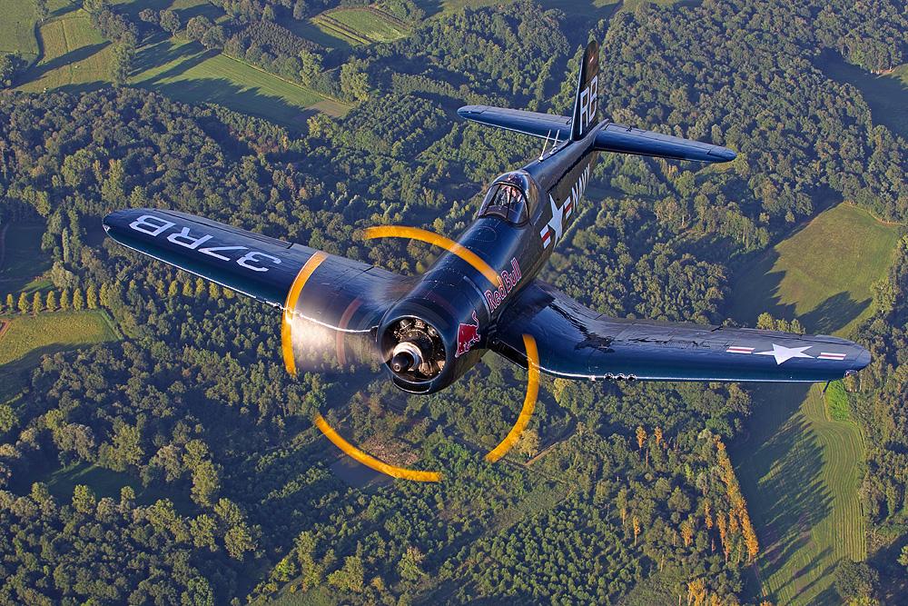 "Chance-Vought F4U-4 Corsair ""Red Bull"" II"