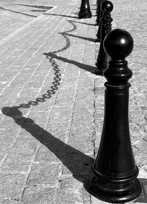 Chaîne d'ombre