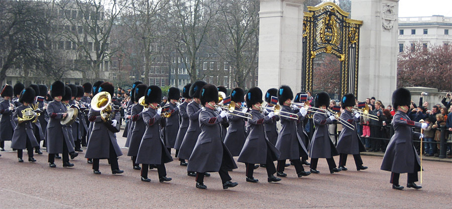 Changing the guards II