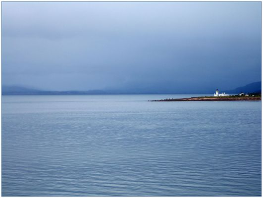 Chanonry Point and Lighthouse