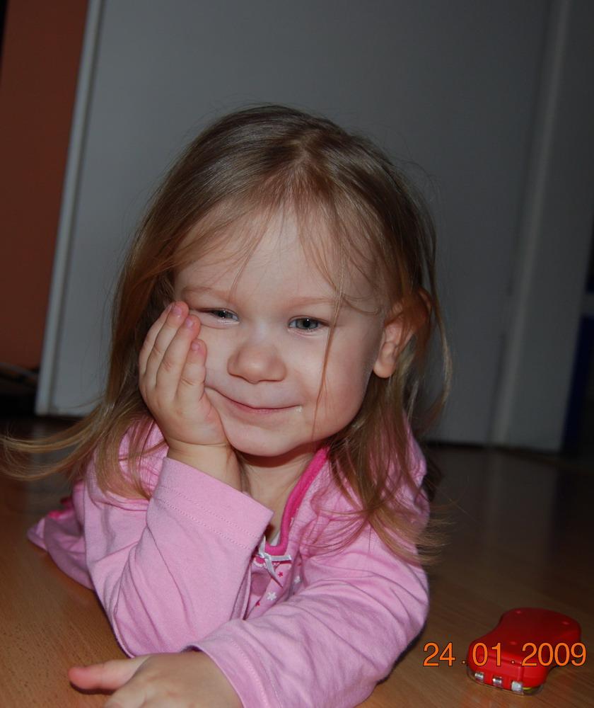 Chantal - mein kleines Model