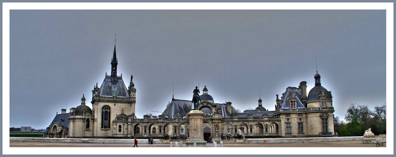 Chantilly Condé