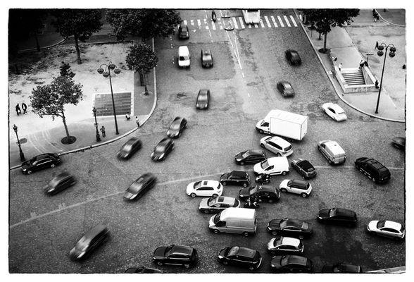 Chaos in Paris